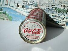 COCA-COLA DIAMOND FLAT TOP SODA CAN VANITY LID BILLINGS MONTANA