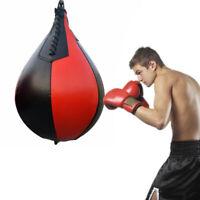 Pro Speedball Boxen Drehgelenk Boxsack Training Mma Schlagen Plateau Fitness