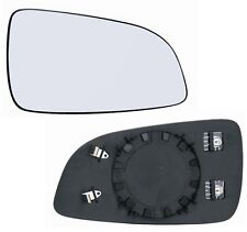 Spiegelglas rechts für Opel Astra H 04- alle beheizbar Konvex Spiegel Glas