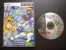 Disney Pixar LES AVENTURES de BUZZ L'ECLAIR : JEU PC CD-ROM (enfants, env.suivi)