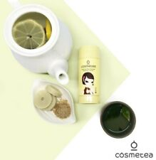 COSMETEA DUST OUT TEA CLEANSER - WHITE TEA + LEMON - #1 in Korean ALL IN ONE!