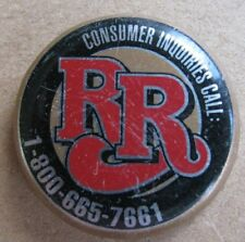 RICKARD'S RED  MOLSON COORS CANADA CANADIAN OBSOLETE NO DENT BEER BOTTLE CAP