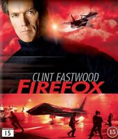 FIREFOX (1982 Clint Eastwood) Blu Ray - Sealed Region B RARE Eu UK Gift Idea