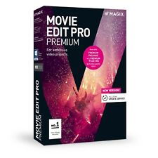 MAGIX Movie Edit Pro - 2018 Premium - Professional Video Editing for Windows