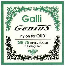 Galli Strings, Saiten, für Oud, Aoud, Laute, Lute Set GR75