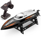 Udirc Venom 2.4GHz RC Boat High Speed Remote Control Electric Boat Gift Black