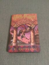 Harry Potter and the Sorcerer's Stone by J.K. Rowling (1998, Hardcover) First...