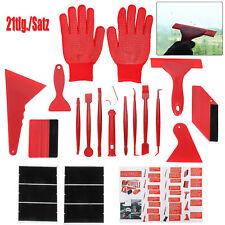 21tlg Auto Folien Set Werkzeuge Signieren Car Wrapping Türverkleidung-Werkzeug