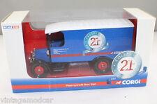 Corgi Thornycroft Box Van 21st Collectors Club 1:43 Scale,#CC09001,2005, As New