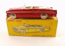 Dinky Toys F n° 24A Chrysler New Yorker 1955 jamais joué en boite