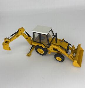 NZG 1400B Excavator Loader Diecast Model JCB #277 1:35