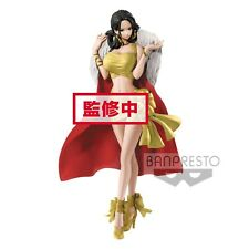 ORIGINAL Banpresto One Piece Figur Boa Hancock Christmas Style