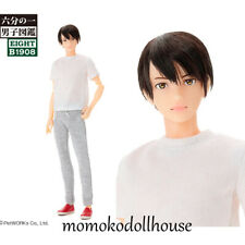 "Petworks doll 28cm figure ""One-sixth scale Boys & Male Album. EIGHT B1908"""