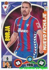 498 BORJA ESPANA SD.EIBAR NUEVO FICHAJE CARD ADRENALYN 2015 PANINI
