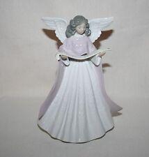 "Lladro ""Angel Tree Topper"" #5831 Figurine With Box"