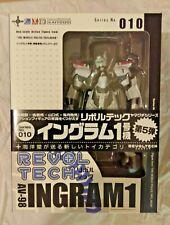 Kayodo Revoltech Yamaguchi 010 Patlabor Ingram 1