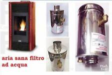 Filtro Fumi Per Stufe A Pellet Abbattitore Fumi Ad Acqua Smalbo Genius Box