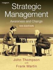 Strategic Management: Awareness and Change