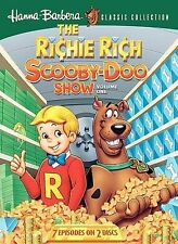 Hanna-Barbera Classic Coll. The Richie Rich Scooby-Doo Show Vol. 1:  2-DVD NEW!