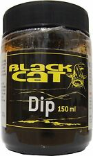 (8,60€/100ml) Black Cat Dip für Cunks & Boilies Wallerköder Welsköder