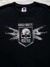 CALL OF DUTY MW3 elite XL T-SHIRT xbox 360 playstation 3 ps3 wii Modern Warfare