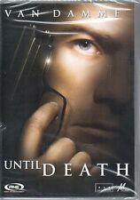 UNTIL DEATH - DVD (NUOVO SIGILLATO) VAN DAMME