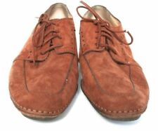 Hippy Leather Flats Vintage Shoes for Women