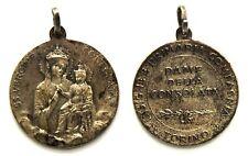 Medaglia SS. Vergine Consolata - Insigne E Primaria Compagnia Dame Della Consola