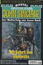 JOHN SINCLAIR CLASSICS Nr. 32 - Irrfahrt ins Jenseits - Jason Dark - NEU