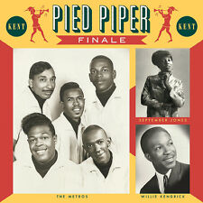 Pied Piper Finale Various Artists Audio CD