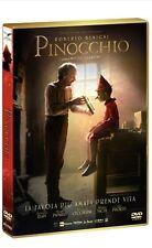 dvd film Pinocchio