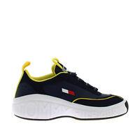 Tommy Hilfiger Heritage Low Cut Ico Sneaker Uomo EM0EM00391 CEY INK