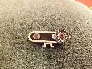 Vintage Prazisa Camera Accessory Rangefinder Germany