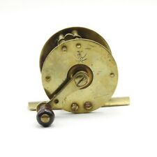 Vintage Abbey & Imbrie Marked Sliding Stop-Latch Fishing Reel.