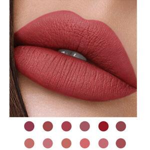 1Pcs Matte Lipstick Set Waterproof Long Lasting Make Up Lipstick Beauty Cosmetic