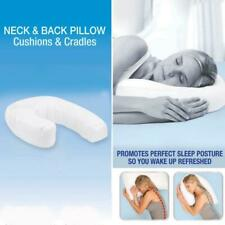 Sidekick Sleeper Pillow Sleep buddy U-Shaped Pillow Side Sleeper Health Care NEW