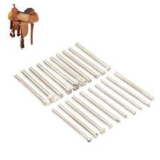 20 Stk. Edelstahl Punziereisen Punzierstempel Stempel Lederstempel Werkzeug Ye