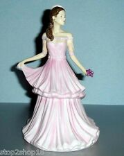 Royal Doulton MICHELLE Pretty Ladies Figurine in Pink Gown HN 5620 New In Box