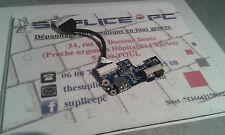 COMPAQ Presario C500 - PCB carte Audio Jack + USB + Nappe