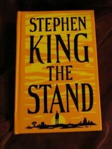Stephen King - THE STAND - 1st thus LEATHER EDITION