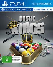 Hustle Kings VR PlayStation VR, PS4 Game BRAND NEW SEALED