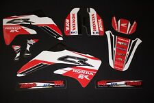 HONDA CR 85R 2003-2009 ARC-1 SERIES PTS MX GRAPHICS KIT STICKER KIT STICKERS