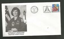 ASTRONAUT JANICE VOSS SHUTTLE FLIGHT STS-83 COLUMBIA APR 4,1997  KSC *