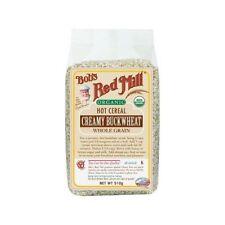 Bob's Red Mill Organic Creamy Buckwheat Hot Cereal 510g
