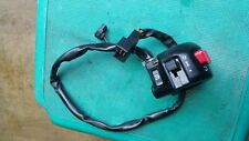 SUZUKI 1200 BANDIT N switch assy, handle RH commodo droit 37200-25F10-000