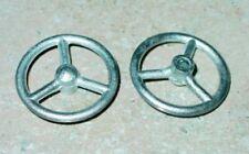 """Custom 3 Spoke 1 1/8"""" Dia Steering Wheel Toy Part RCP-009"""