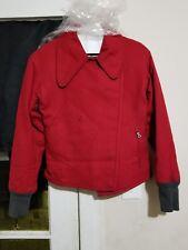 PRADA Black Wool Puffer Ski Jacket