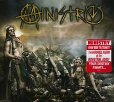 MINISTRY - FROM BEER TO ETERNITY - Digipak-CD - 884860087124