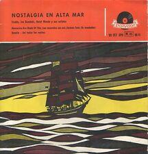 FREDDY QUINN EP Spain 1957 So geht das jede Nacht +3