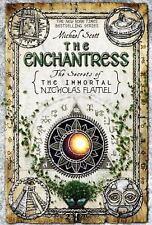 The Secrets of the Immortal Nicholas Flamel: The Enchantress by Michael Scott...